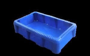 200340 PLASTKAST [PERSBOX 45-06] 45L, 735x445x175mm